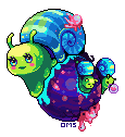 #Octobit Day 3 - Mollusk by Oh-My-Stars