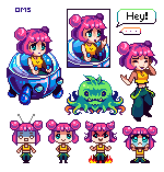 Pixel Character Sheet by Oh-My-Stars