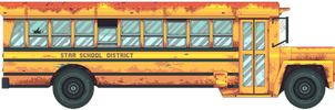 Old Bus by Oh-My-Stars