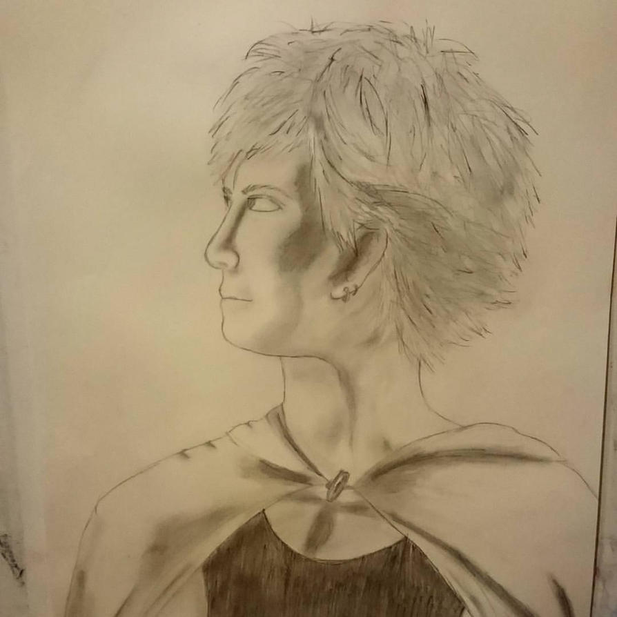 Newest Self Portrait by Piffsheep