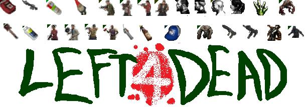 Left 4 Dead cursors by Notason89