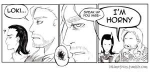 Thor's a whore by Lokimotives