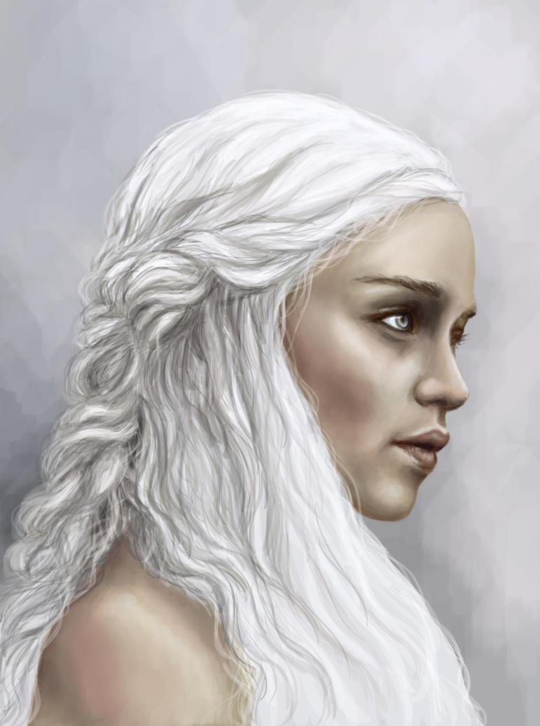Daenerys by eev11