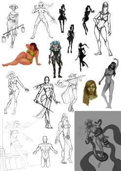 Sketchdump 20