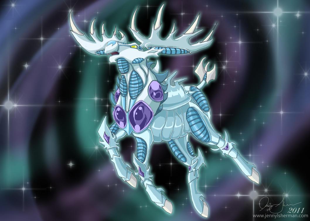 Stardust Moose by ShermanTank13