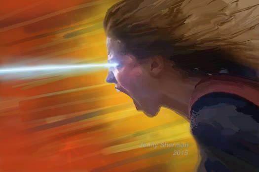 Supergirl Super Scream
