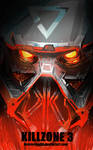SAI speed paint-Helghast