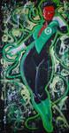 Green Lantern Natu