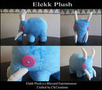 Elekk Plush