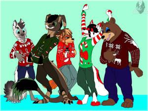 Holiday 2018 - Ugly Sweater Parade