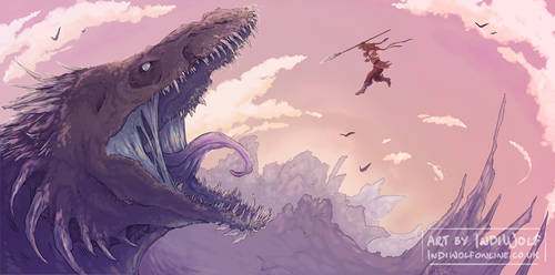 The Dawn Dragon