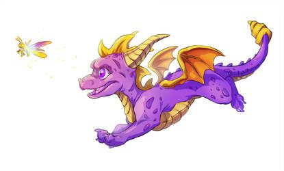 Smol Dragon