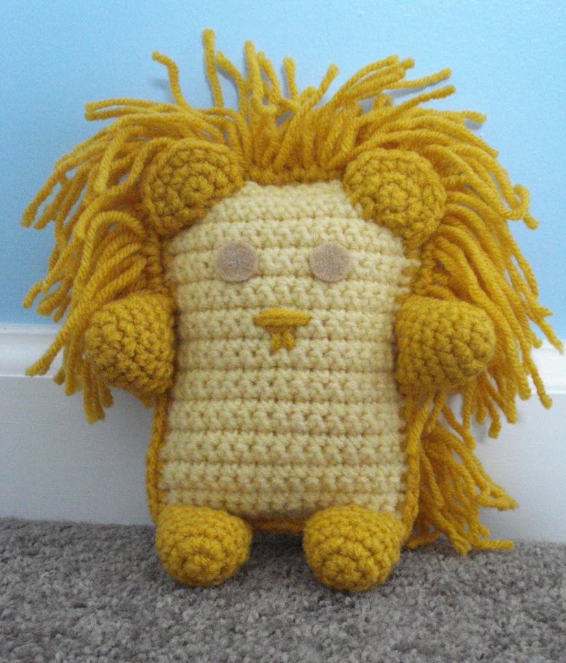 Amigurumilacion : Amigurumi lion by theartisansnook on deviantart