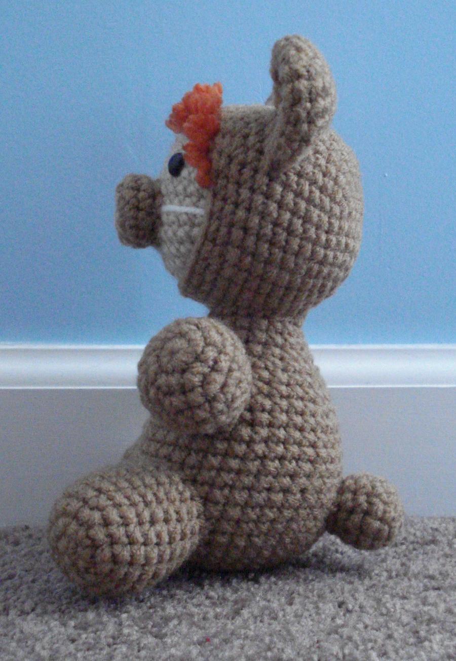 Amigurumi Bear Maya : amigurumi bear cosplay 2 by TheArtisansNook on deviantART