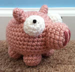 amigurumi piggy 2