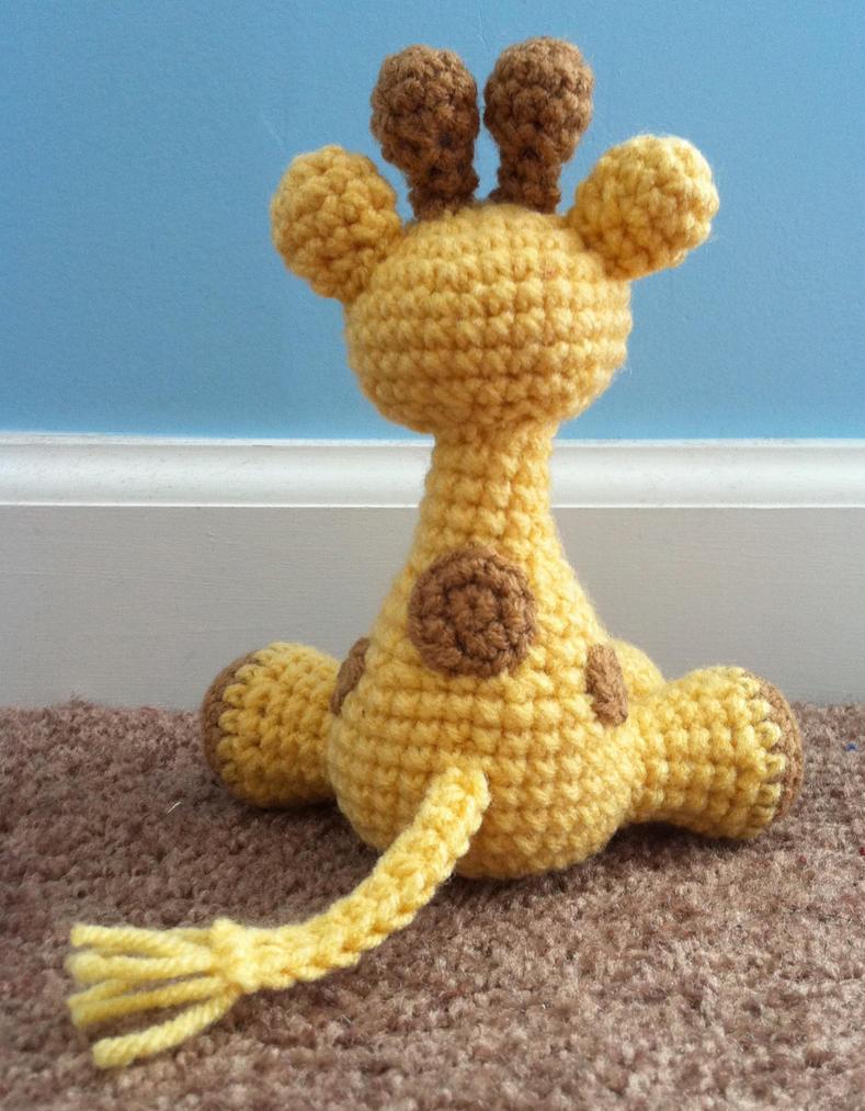small amigurumi giraffe 3 by TheArtisansNook on DeviantArt