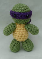donatello amigurumi by TheArtisansNook