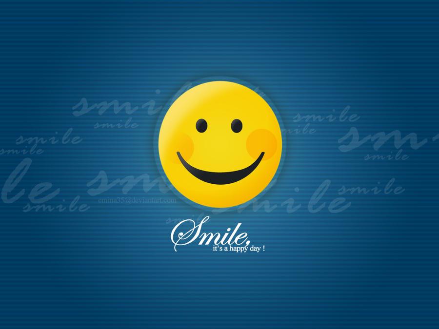 Smile by eMinA35