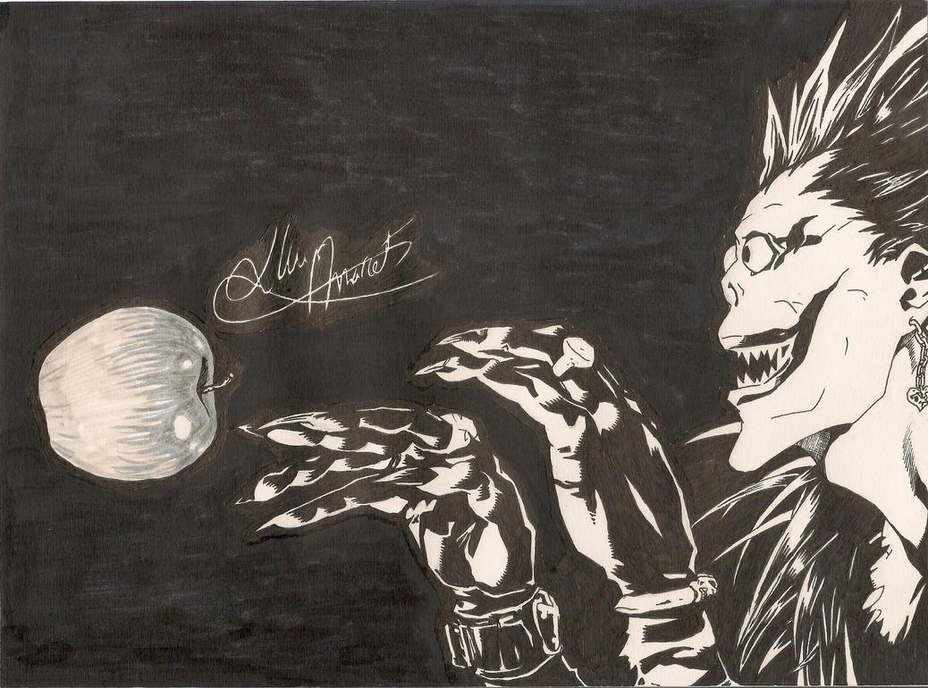 Dibuixos i altres Ryuk___death_note_by_moules15-d70o8qi