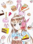 Usako. Have A Cake