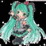 Chibi HatsuneMiku