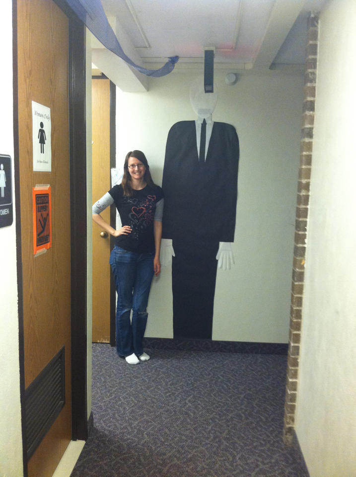 My Slender Man by Carlyndra