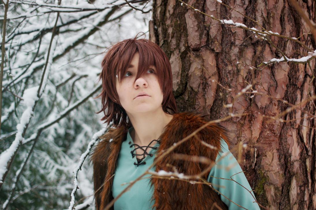 HTTYD: In the woods by Kraidxkade