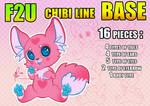 F2U CHIBI LINE Base pack