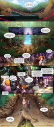 13-99 Into The Tulgey Wood by minightrose12