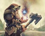 Dwarf Crusader