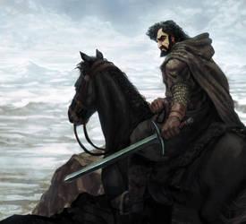 Ser Jaremy Rykker by shurita