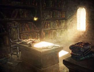 Forgotten Knowledge by shurita