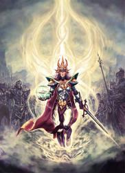 Elf queen by shurita