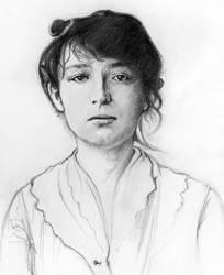 old portrait by fernandasantos