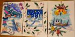 Xmas Cards Designs 2014 3 by ZuzanaGyarfasova
