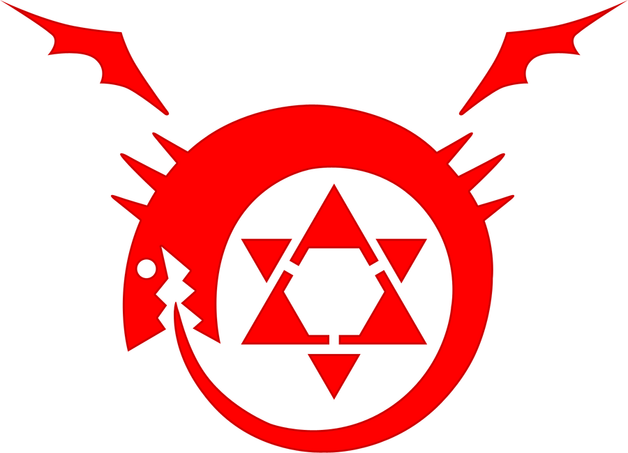 Ouroboros Fma By Jordanpokemon28 On Deviantart