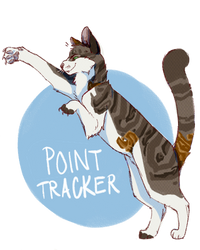 RotC Point Tracker: Falconpaw