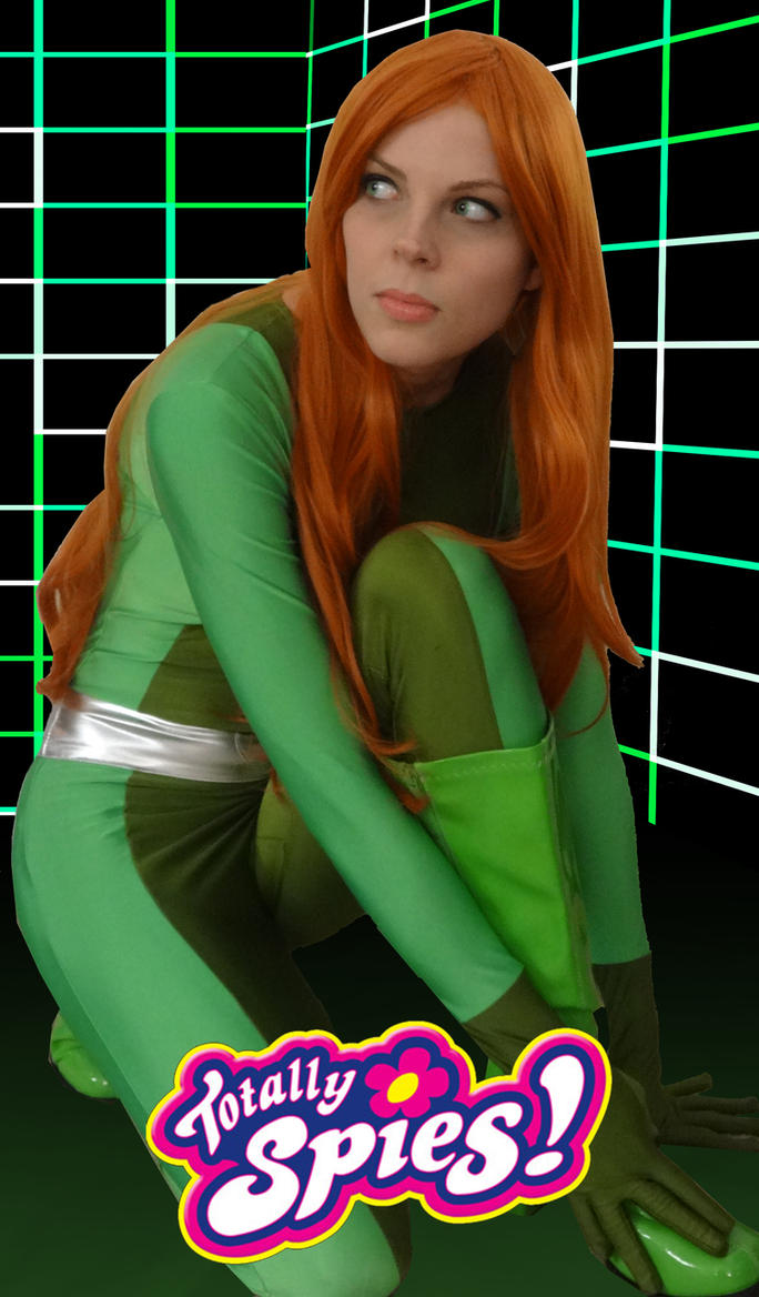 Sam- Totally Spies Cosplay by Loor101 on DeviantArt Sabrina The Animated Series Hilda