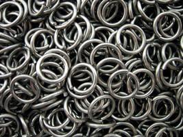 35 - steel rings by WCat-stock
