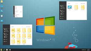 Windows 11 on Win7 and 10