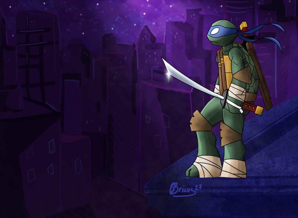 Midnight Patrol by Bricus27