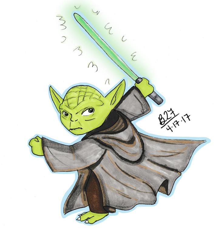 Jedi Master by Bricus27