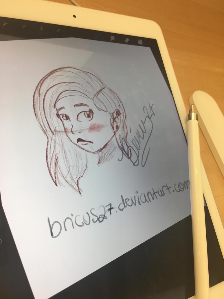 I need the iPad by Bricus27