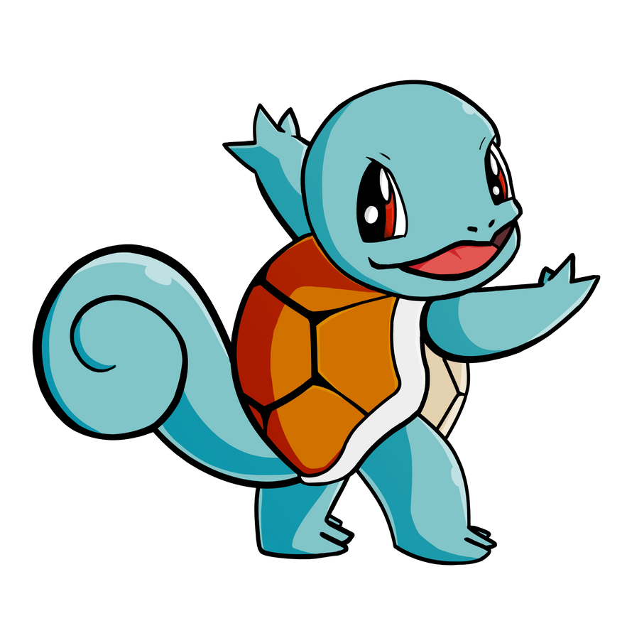 Squirtle by Bricus27