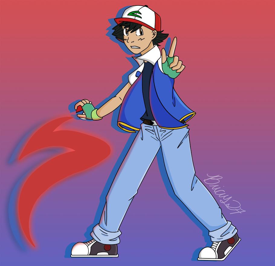 Ash by Bricus27