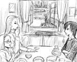 Doodle: Lane Family