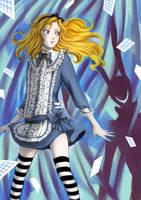 OC - Alice by chantilin