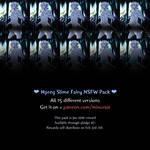 Mpreg Slime Fairy NSFW Teaser by chantilin