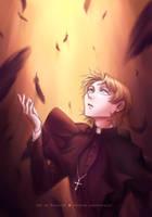 Dark Angel by chantilin
