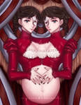 Mpreg Circus :: Twins [Censored Ver] by chantilin